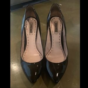 Mini Miu Pllatform Pumps Size 42
